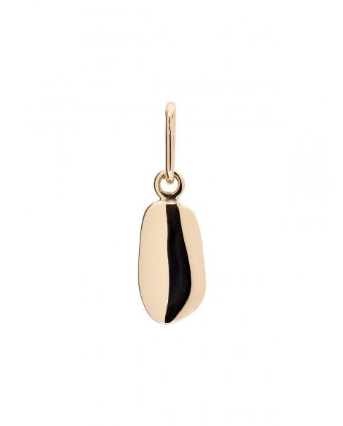 Pearl Gold Pendant N°15