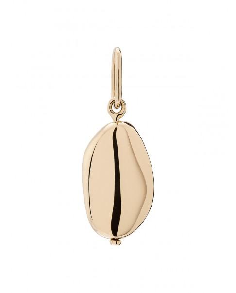 Pearl Gold Pendant N°9