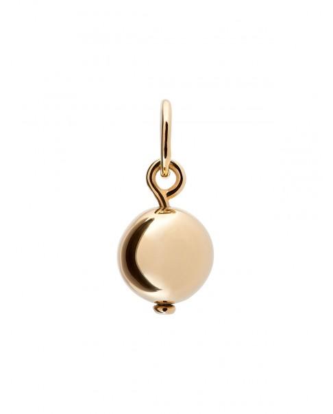 Pearl Gold Pendant N°8