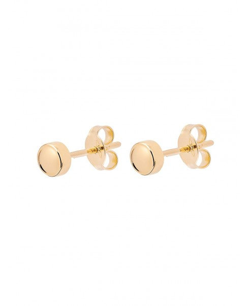 Pearl Gold Earrings N°20
