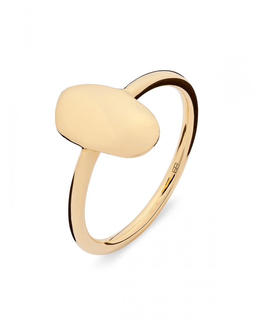 Pearl Złoty Pierścionek N°4
