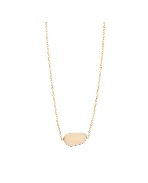 Pearl Gold Necklace N°17