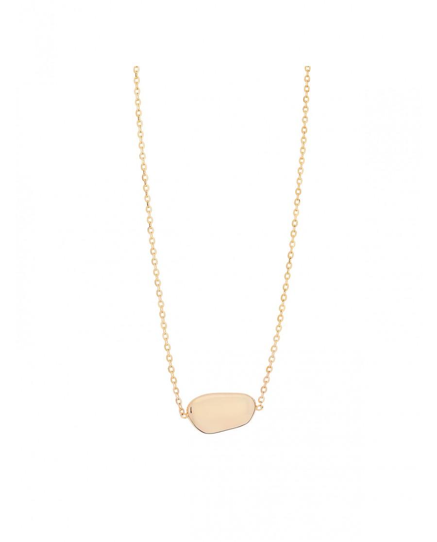 Pearl Złoty Naszyjnik N°17