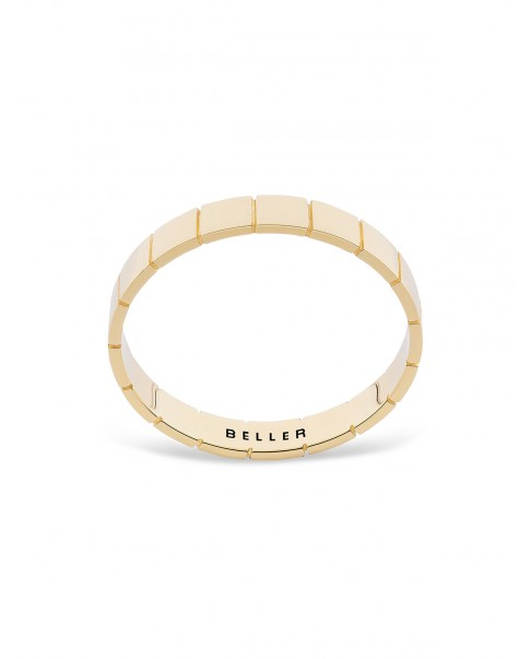Geometric Gold Band N°20