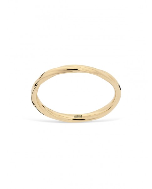 Twirl Gold Ring N°1