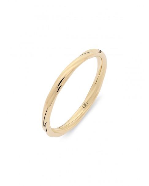 Twirl Złoty Pierścionek N°1