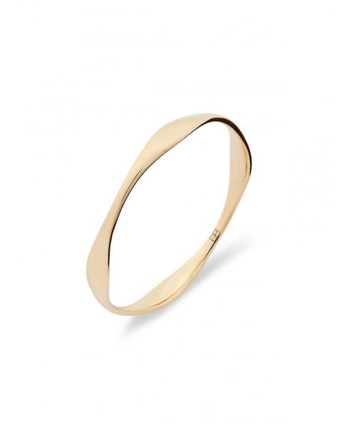 Twirl Złoty Pierścionek N°2