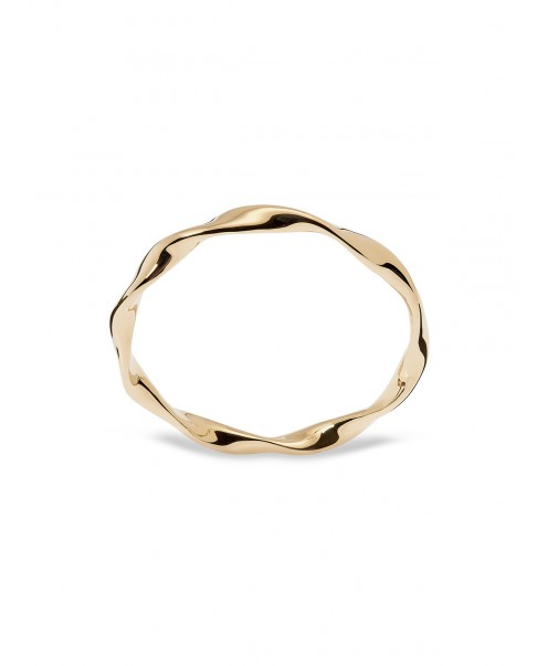 Twirl Gold Ring N°6