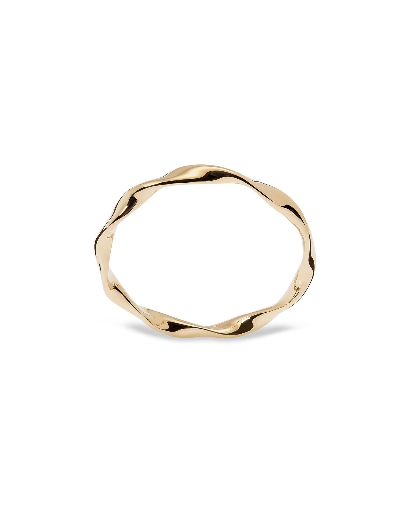Twirl Złoty Pierścionek N°6
