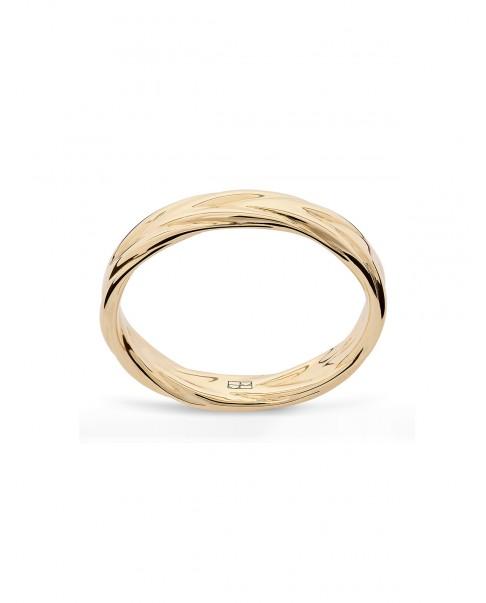Twirl Pierścionek Złoty N°9