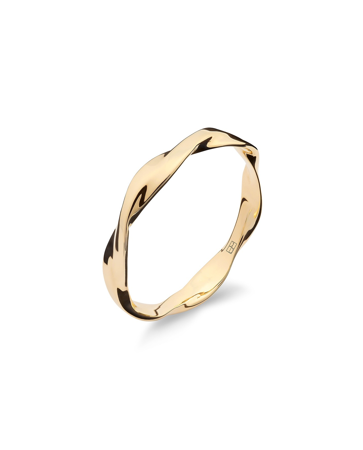 Twirl Pierścionek Złoty N°10