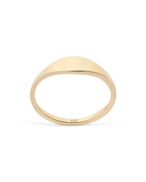 Raw Gold Ring N°4
