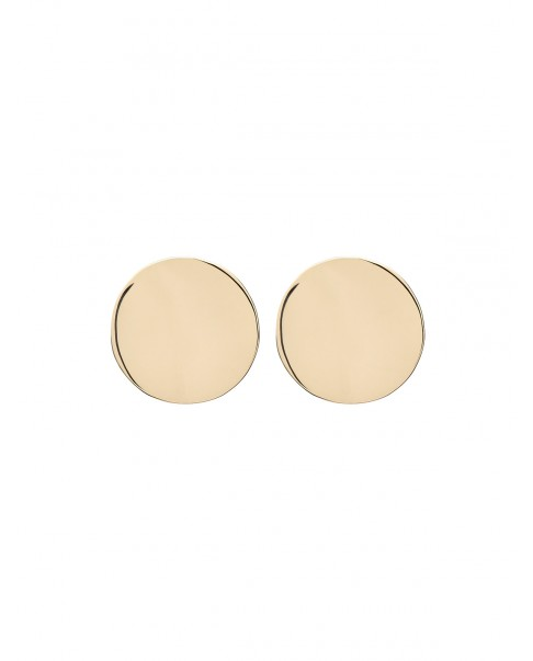 Raw Gold Earrings N°27