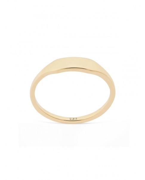 Raw Gold Ring N°2
