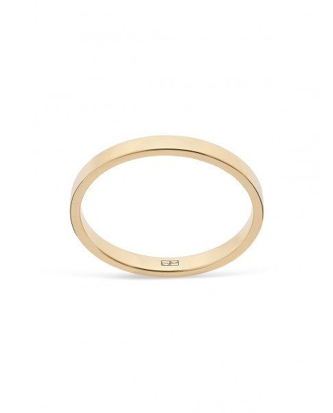 Raw Gold Ring N°5