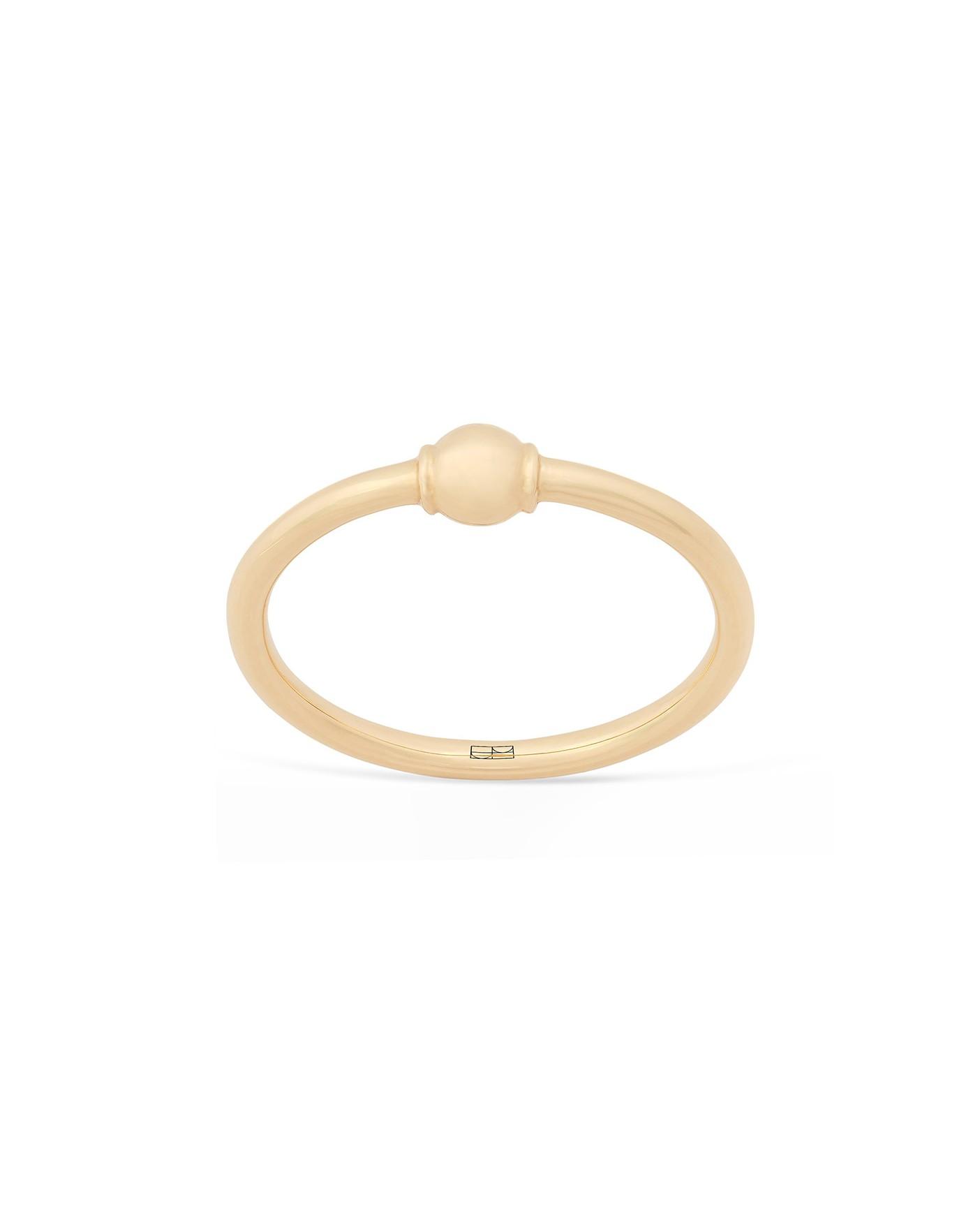 Pearl Złoty Pierścionek N°3