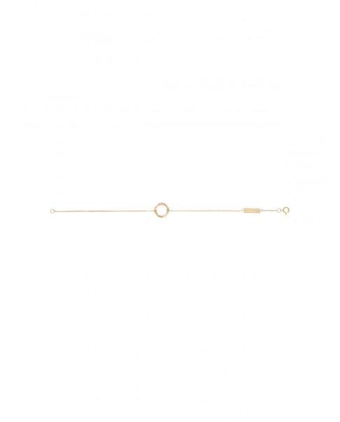 Twirl Gold Bracelet N°40