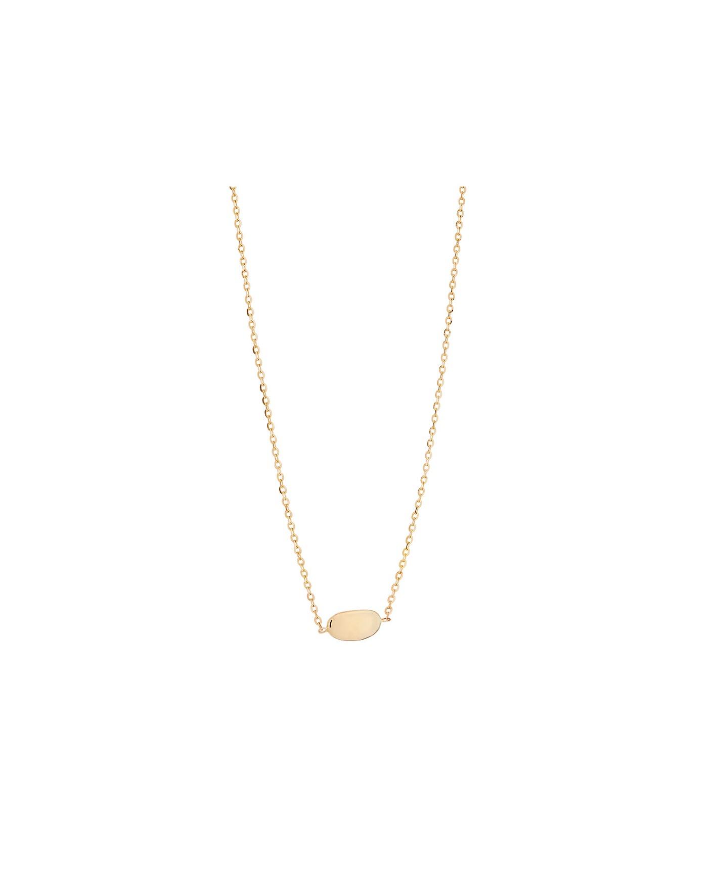 Pearl Złoty Naszyjnik N°18