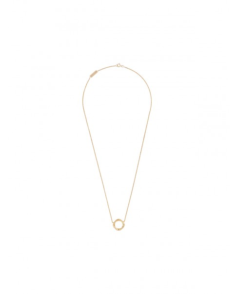Twirl Gold Necklace N°37