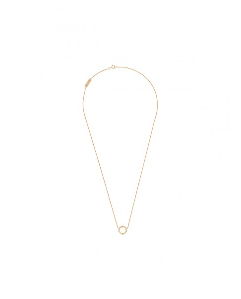 Twirl Gold Necklace N°38