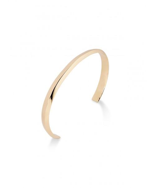 Geometric Gold Bracelet N°16