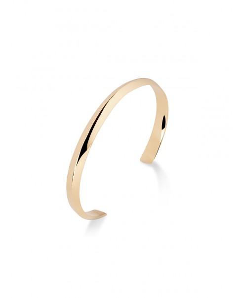 Geometric Gold Bracelet N°17