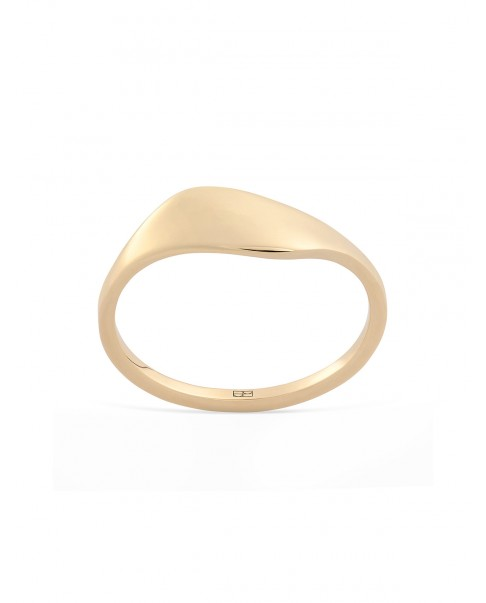 Raw Gold Ring N°1