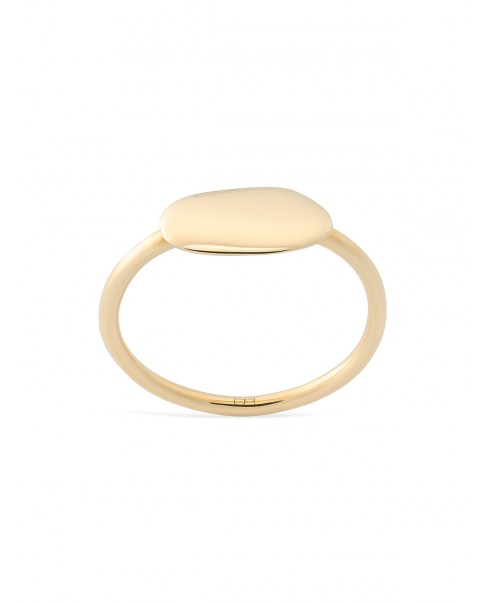Pearl Gold Ring N°7
