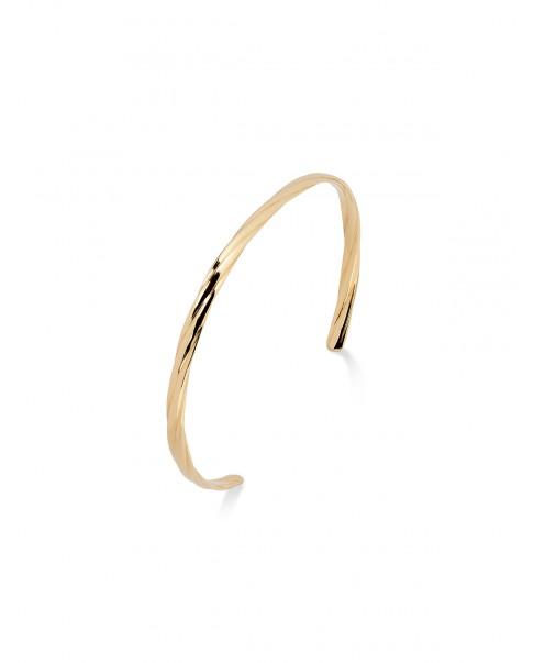 Twirl Gold Bracelet N°5