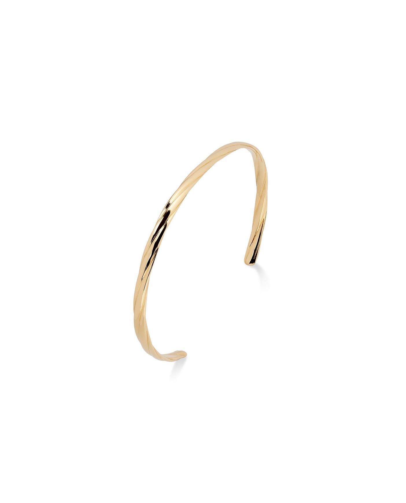 Twirl Bransoletka Złota N°5