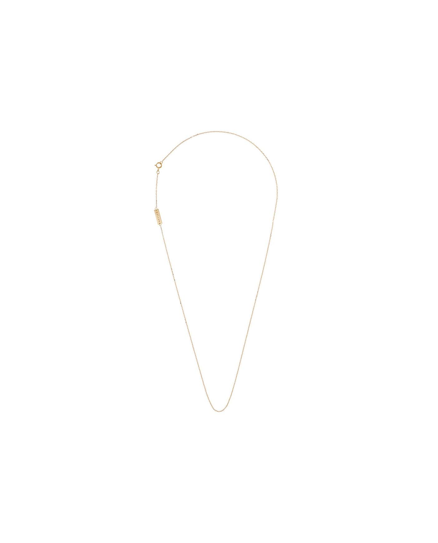 Basic Złoty Łańcuszek N°173