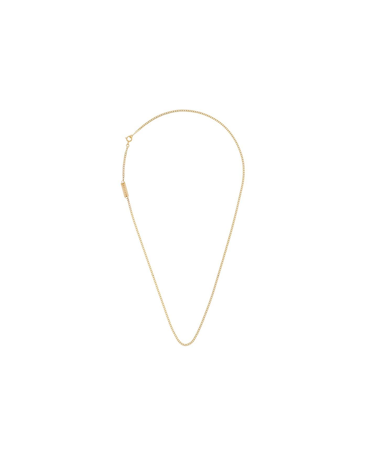 Basic Złoty Łańcuszek N°121