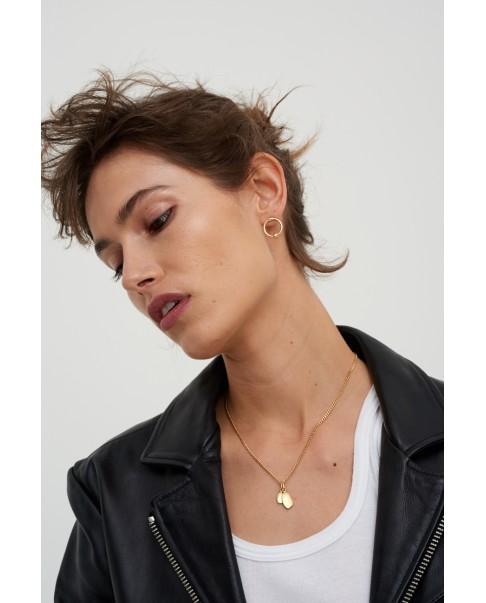 Pearl Gold Pendant N°14
