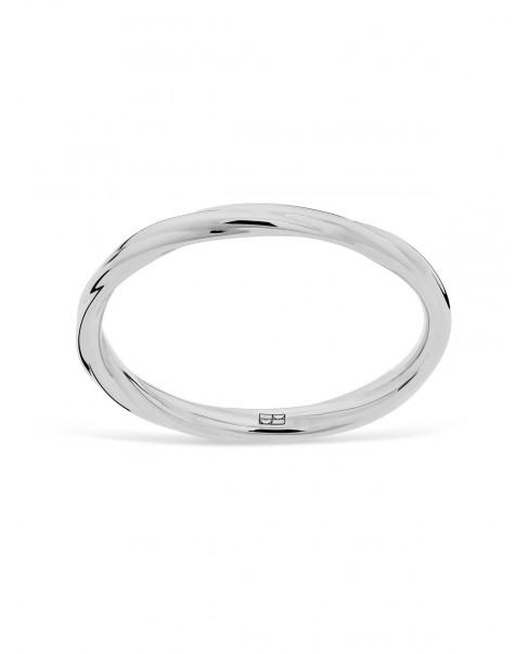 Twirl Srebrny Pierścionek N°41
