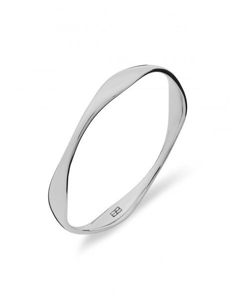 Twirl Silver Ring N°45