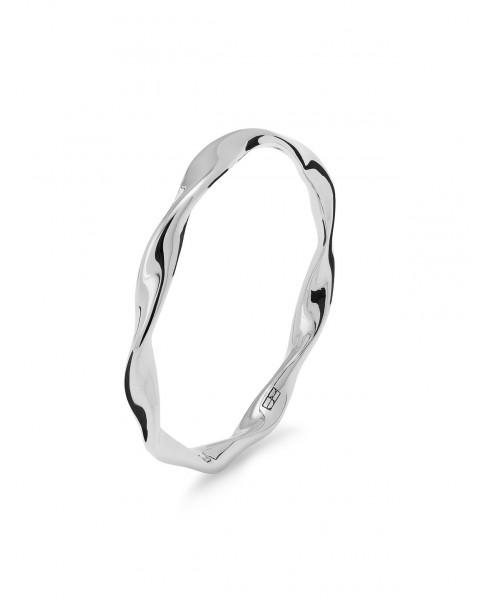 Twirl Silver Ring N°46