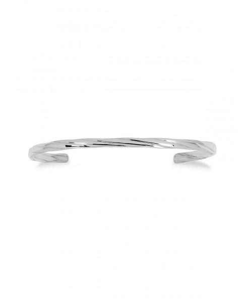 Twirl Silver Bracelet N°53