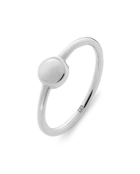 Pearl Silver Ring N°22
