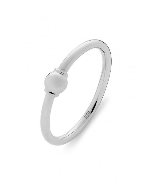 Pearl Silver Ring N°23