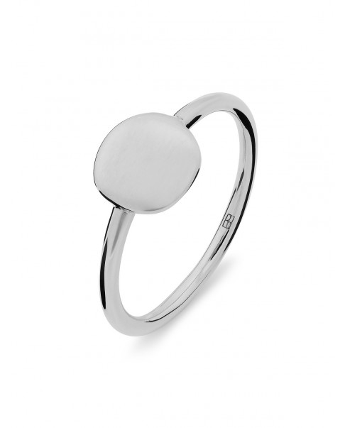 Pearl Silver Ring N°25
