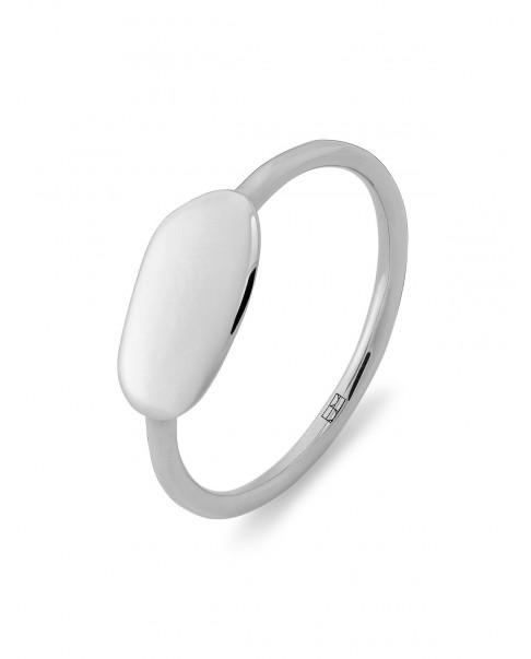 Pearl Silver Ring N°26