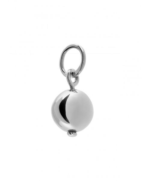 Pearl Silver Pendant N°28