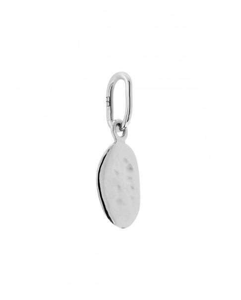 Pearl Silver Pendant N°33
