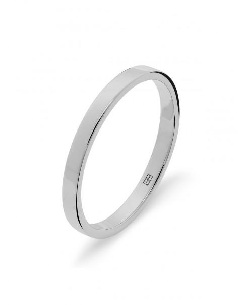 Raw Silver Ring N°48