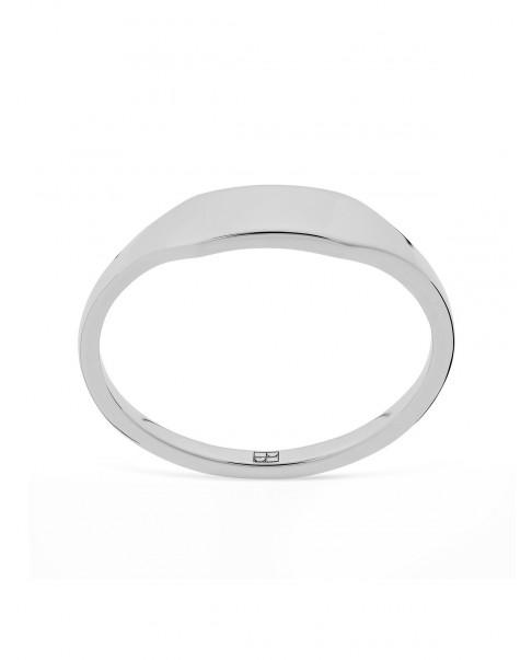 Raw Silver Ring N°51
