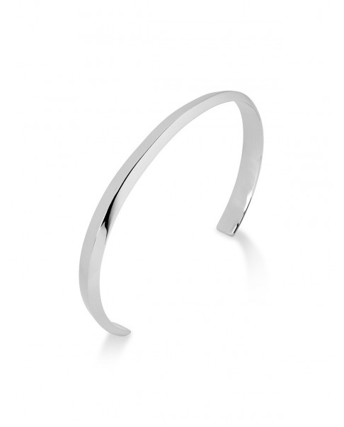 Geometric Silver Bracelet N°23
