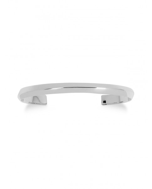 Geometric Silver Bracelet N°24