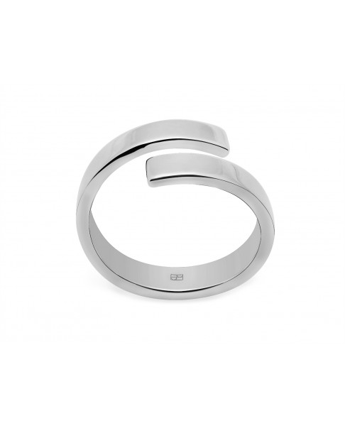 Angle Silver Ring N°1