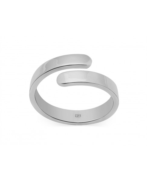 Angle Silver Ring N°2