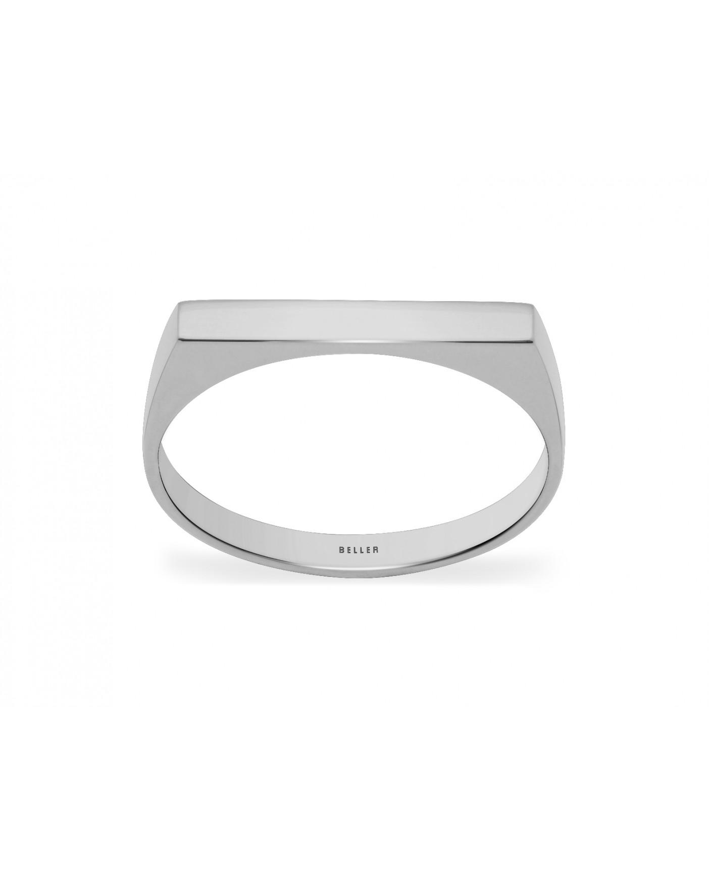 Angle Srebrny Pierścionek N°5